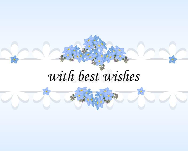 Wedding пригласите, сохраньте дату, день рождения приглашения Поздравительная открытка t иллюстрация вектора