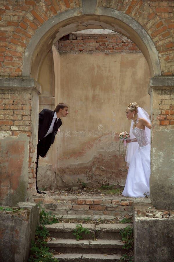 Download Wedding stock photo. Image of beauty, destroyed, husband - 10938478