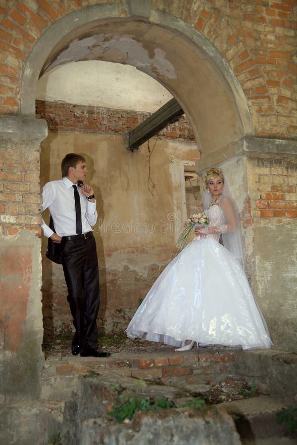 Download Wedding stock photo. Image of beautiful, groom, affectionate - 10938610