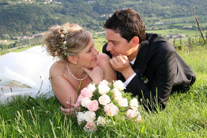 Download Wedding stock image. Image of portrait, husband, caucasian - 3695949