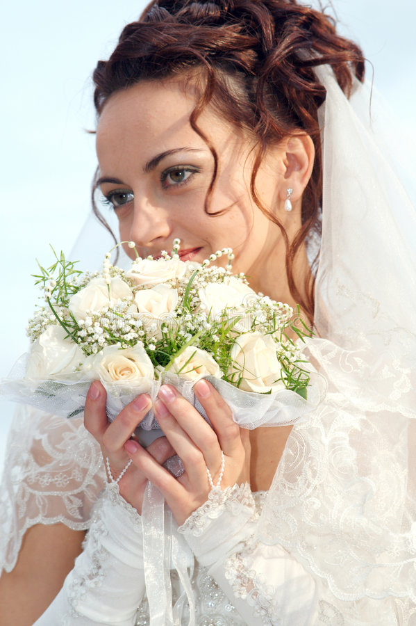 Download Wedding stock photo. Image of holiday, bride, happiness - 3705258