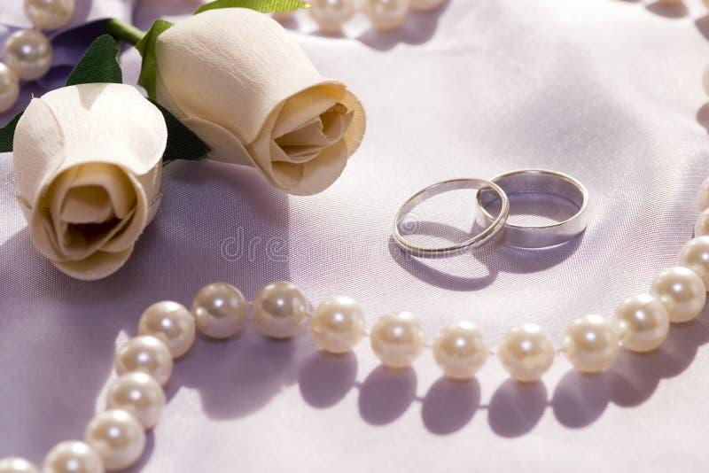 WEDDING AINDA A VIDA 2 fotos de stock royalty free