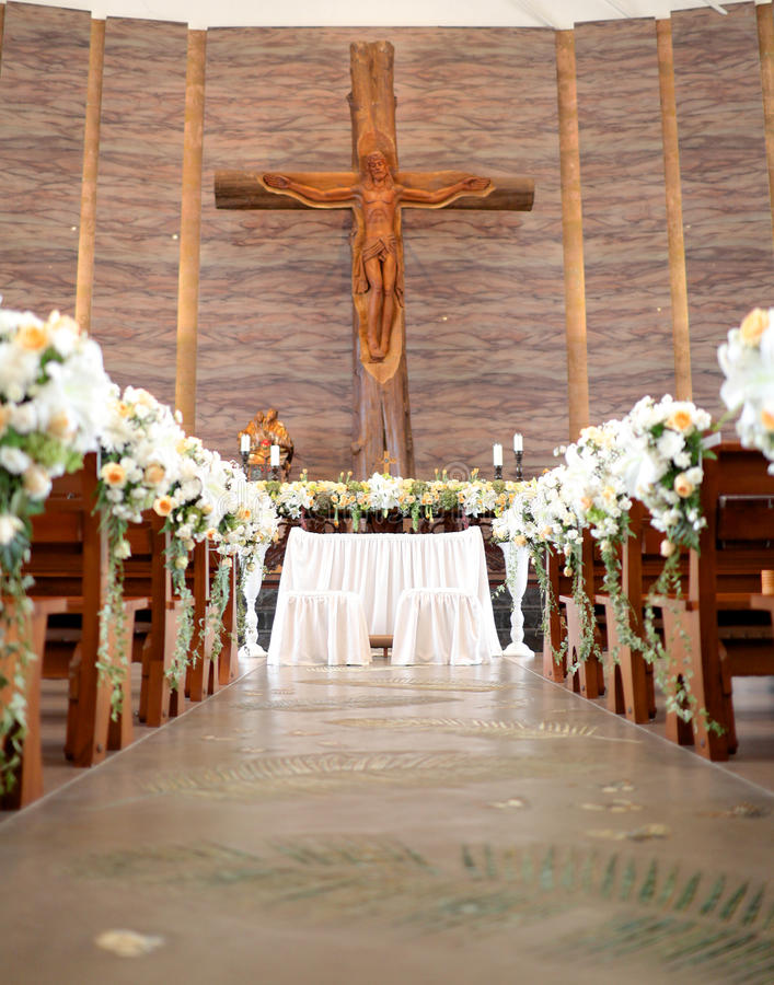 Wedding altar in the church stock image image of matrimony faith download wedding altar in the church stock image image of matrimony faith 67338661 junglespirit Image collections