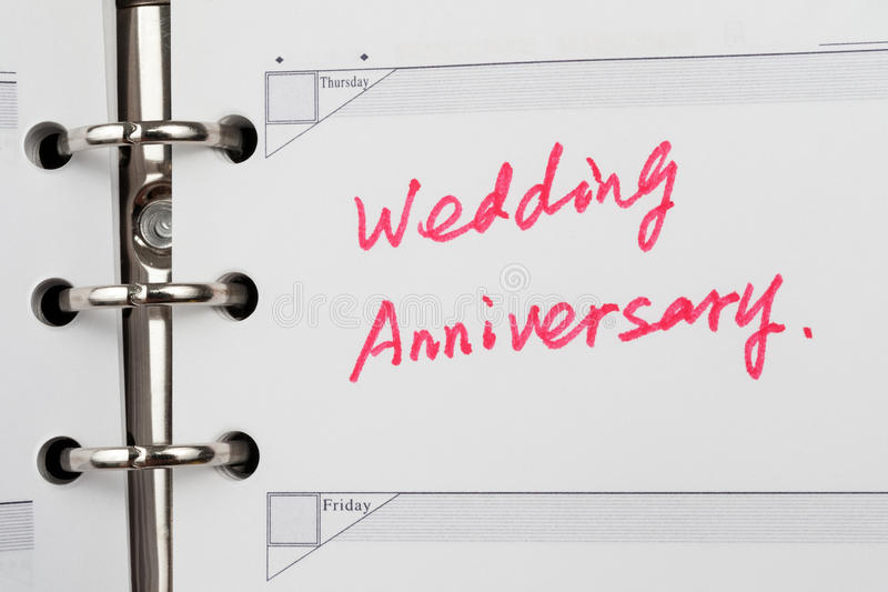Download Wedding anniversary stock image. Image of information - 28956895