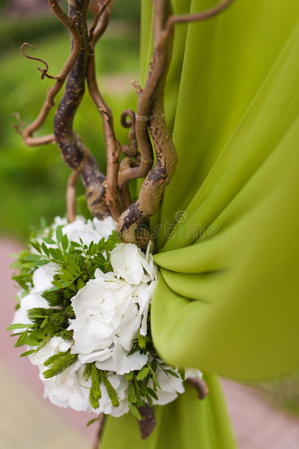 Download Wedding arch stock image. Image of outside, green, floor - 47985429