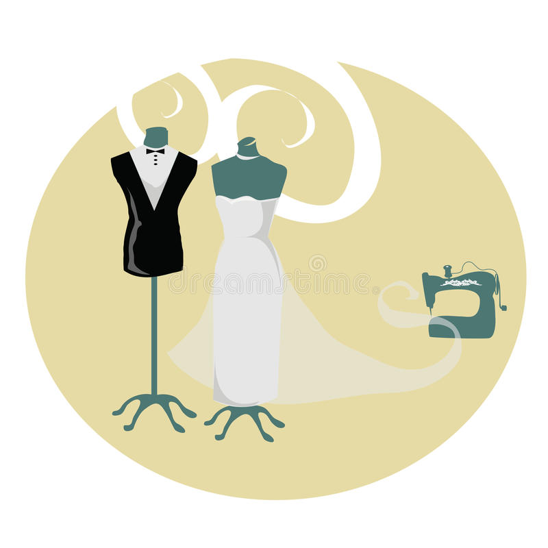 Download Wedding Atelier Royalty Free Stock Image - Image: 26312536