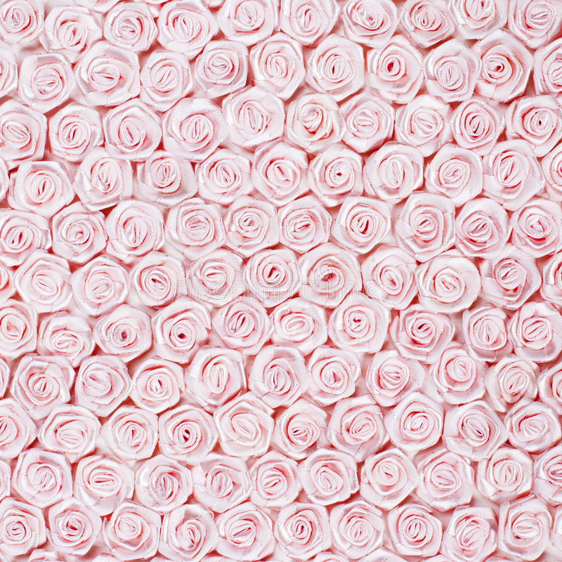 Wedding Background from Pink Roses