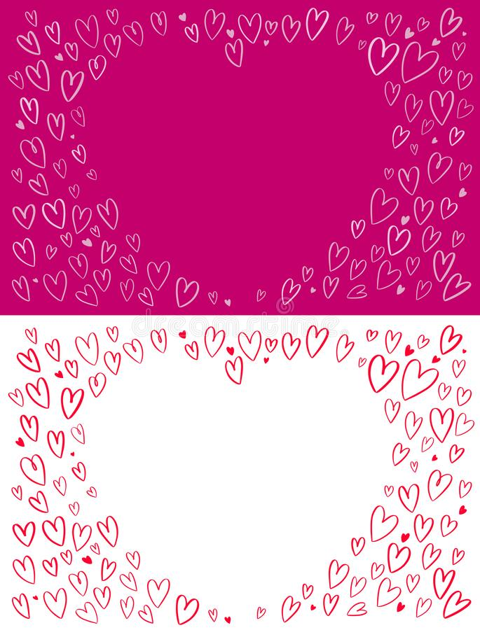 Wedding banner. Love, marriage, marry concept. Vector illustration. Wedding banner. love, marriage marry concept vector stock illustration