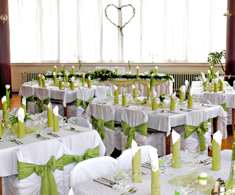Download Wedding banquet stock photo. Image of interior, party - 20073032