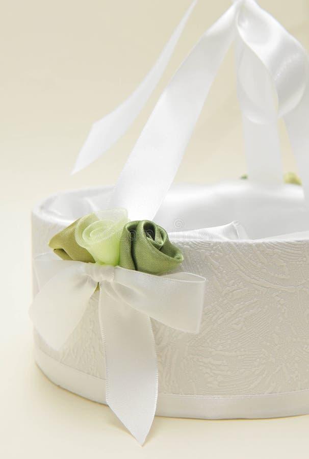 Download Wedding Basket Royalty Free Stock Images - Image: 15753339