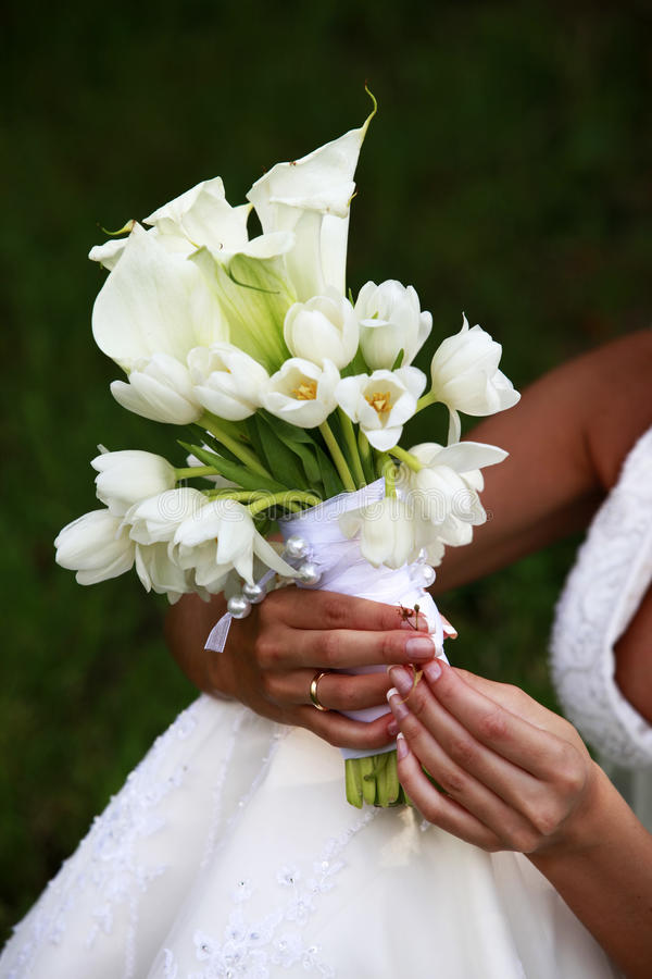 Download Wedding bouquet stock image. Image of married, fashion - 10456491