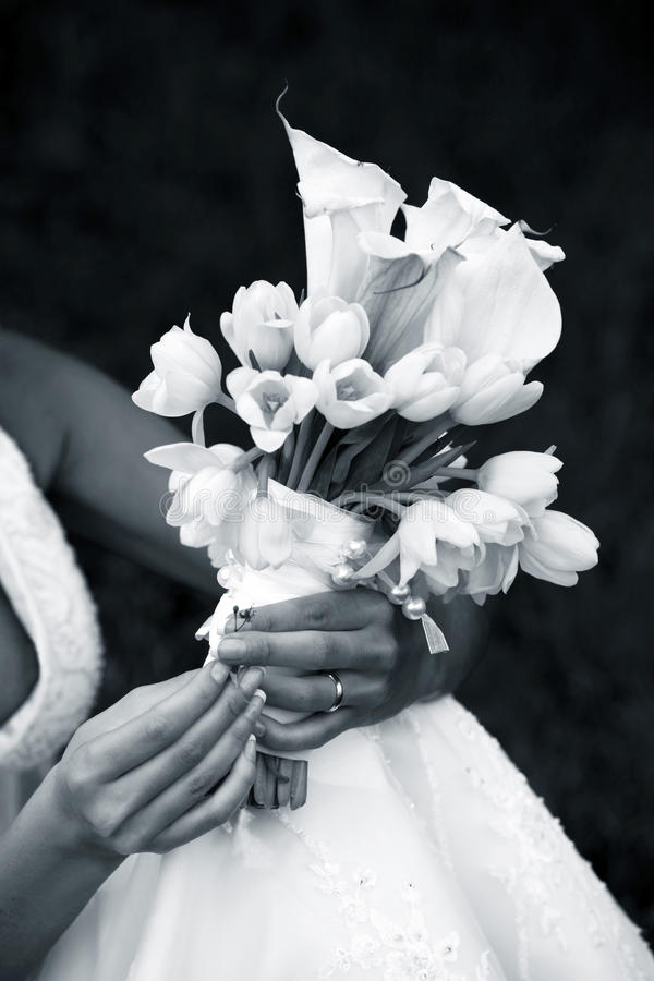 Download Wedding Bouquet Stock Photo - Image: 10456830