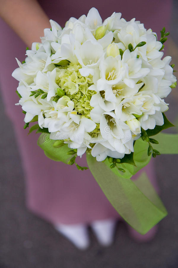 Download Wedding Bouquet stock image. Image of marriage, green - 10643939