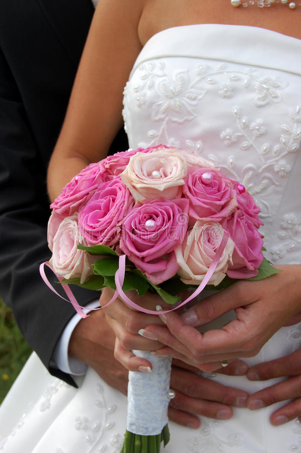Free Wedding Bouquet Stock Photography - 19589592