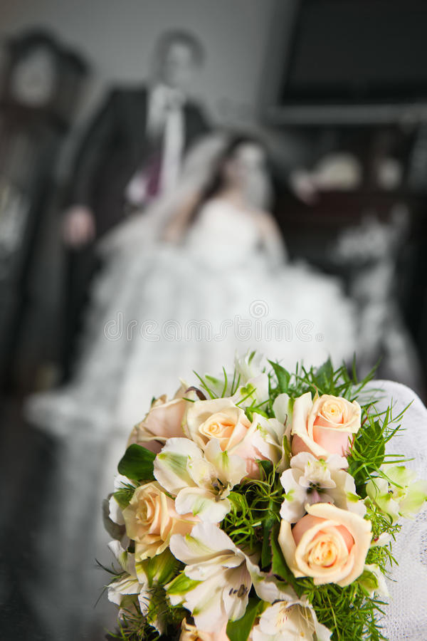 Free Wedding Bouquet Royalty Free Stock Photography - 20388907
