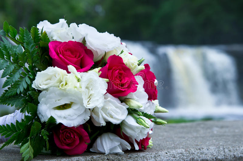 Download Wedding bouquet stock image. Image of nature, fresh, white - 25305069