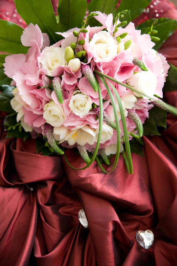 Download Wedding bouquet stock photo. Image of bouquet, romantic - 2575278