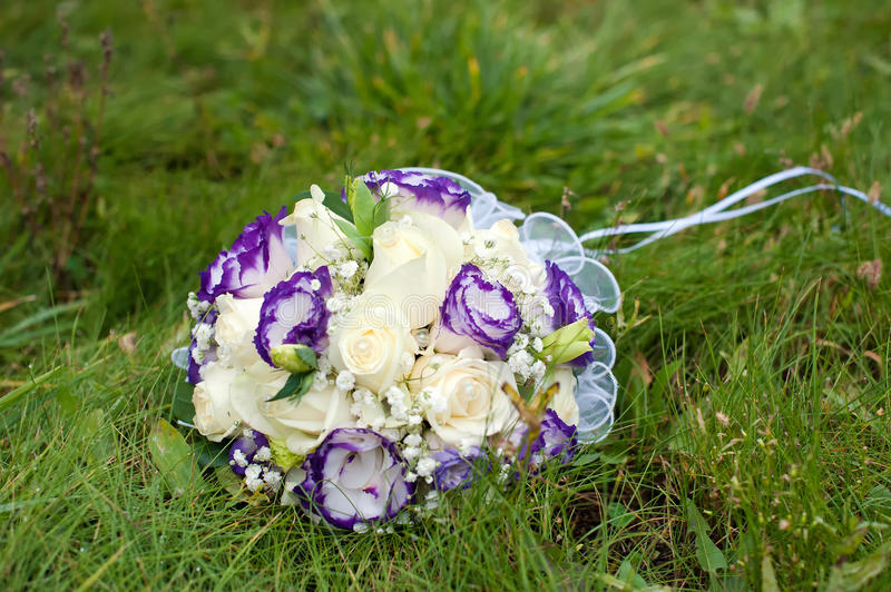 Download Wedding bouquet stock photo. Image of blue, love, beautiful - 27883888