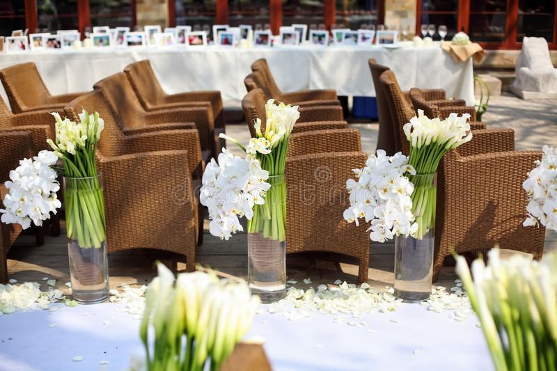 Download Wedding bouquet stock image. Image of arranging, calla - 29686277