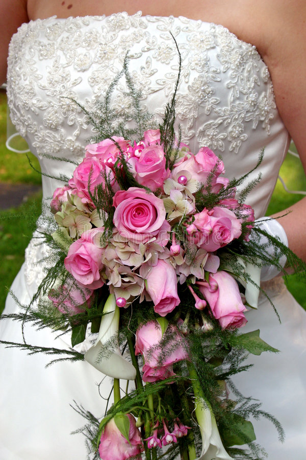 Free Wedding Bouquet Royalty Free Stock Images - 4053709