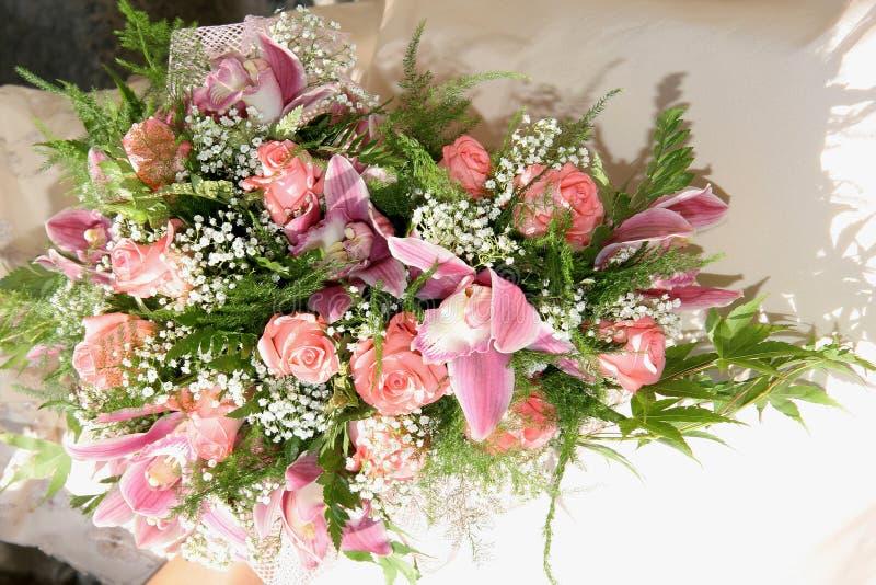 Download Wedding Bouquet stock photo. Image of daisy, garden, bride - 4059886