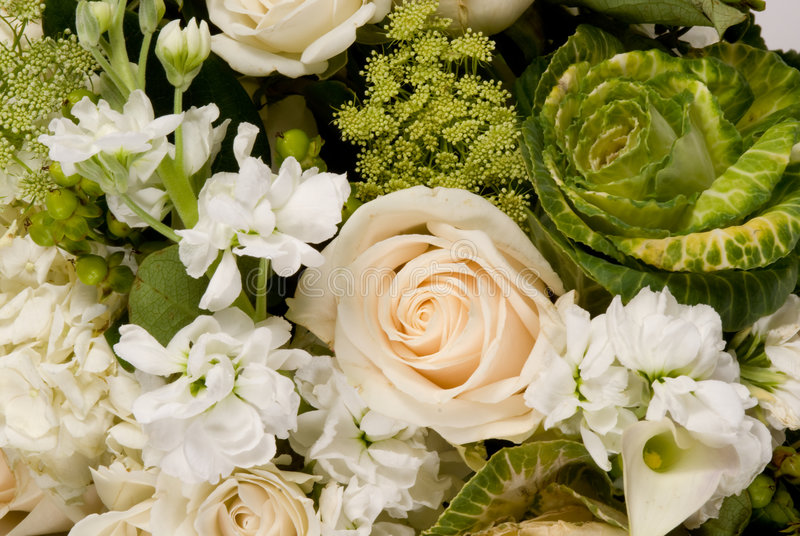 Download Wedding bouquet stock photo. Image of grouping, dress - 7430720