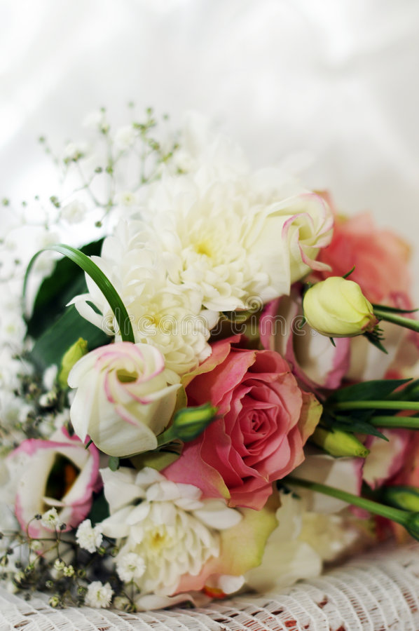 Download Wedding bouquet stock photo. Image of marriage, floral - 8973424