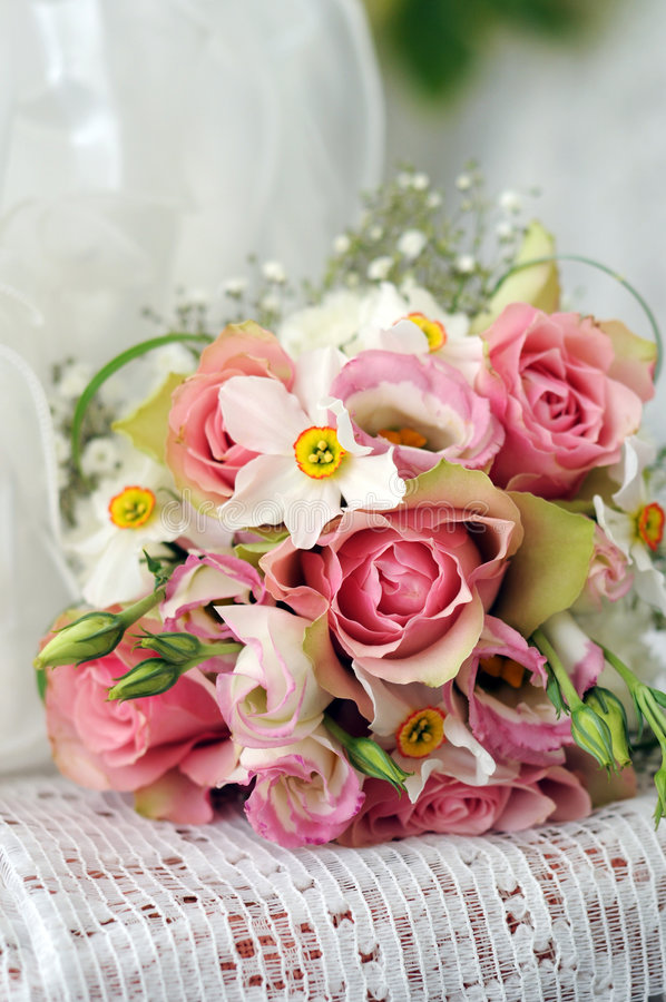 Download Wedding bouquet stock image. Image of people, hand, flower - 8973435