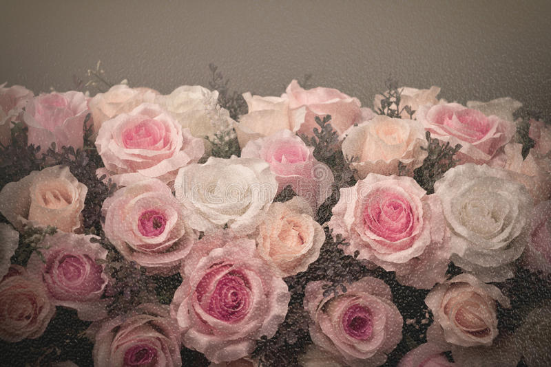 Wedding bouquet flowers royalty free stock photography