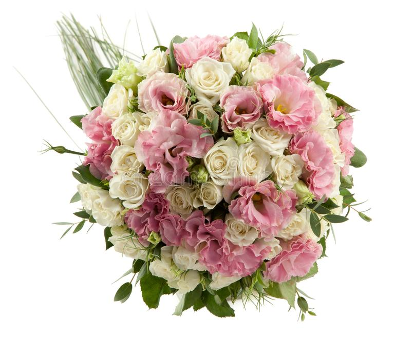 Wedding Bouquet of Flowers stock photos