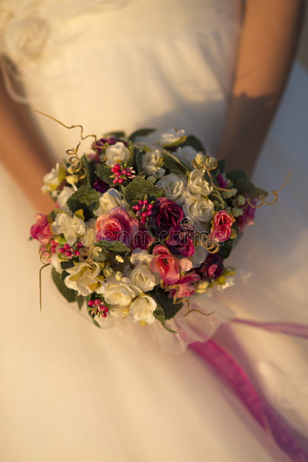 Wedding Bouquet royalty free stock images