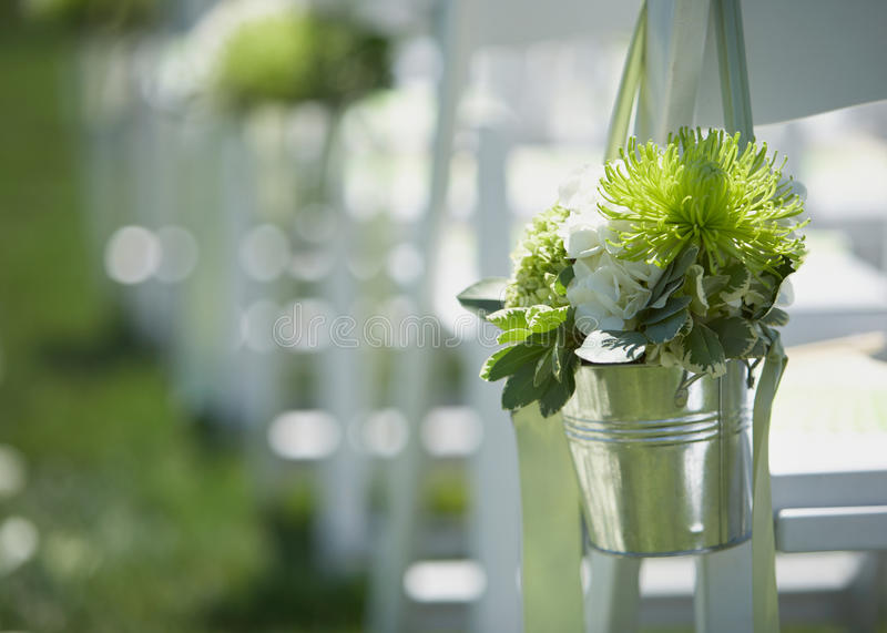 Download Wedding Bouquets At Ceremony Stock Image - Image: 23472417