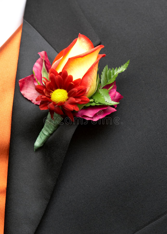 Free Wedding Boutonniere Stock Images - 5028244