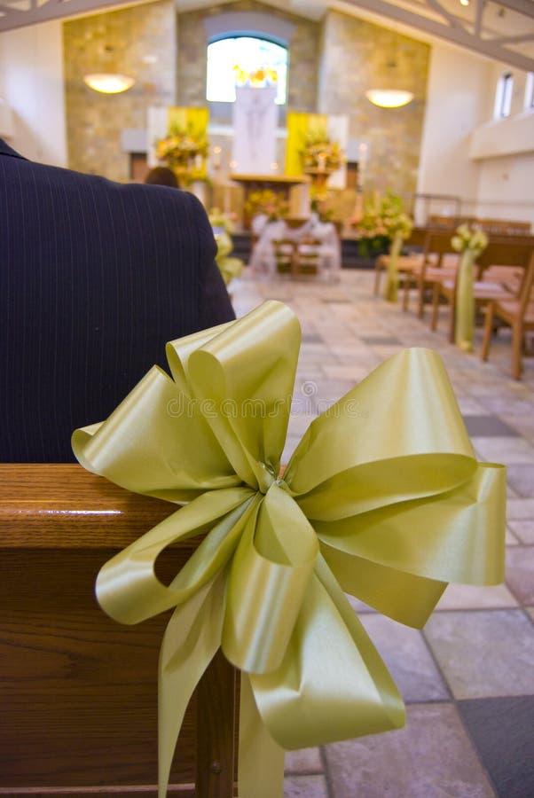 Free Wedding Bow Stock Image - 4985561