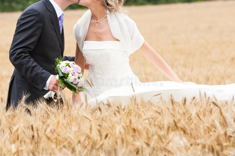 Wedding spouse stock images