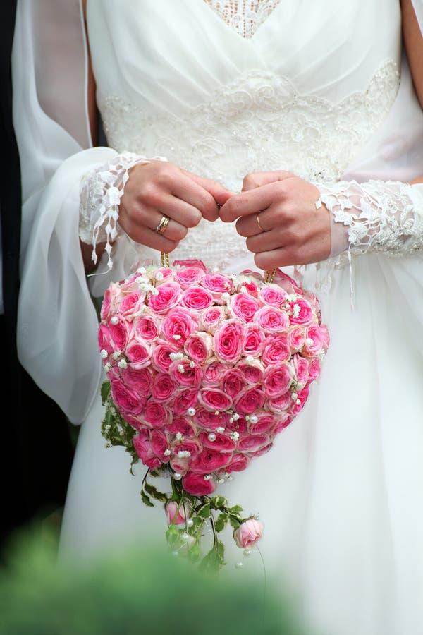 Wedding bunch stock photography