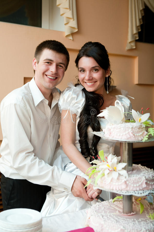 Download Wedding cake stock image. Image of event, newly, family - 10425689