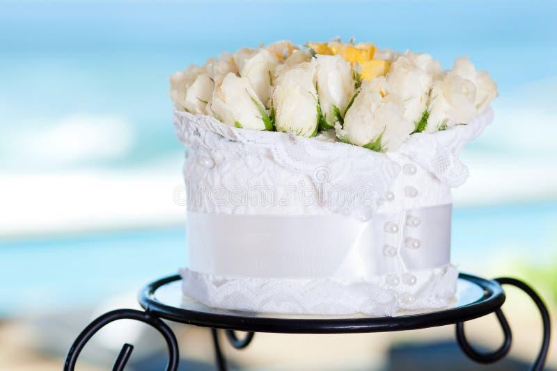 Download Wedding cake stock photo. Image of wedding, pretty, blue - 24813424