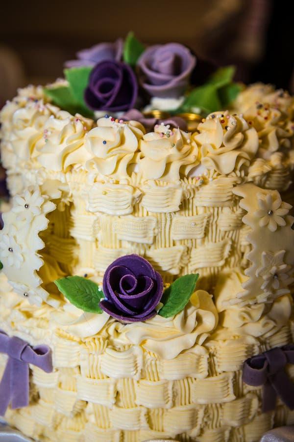 Free Wedding Cake Stock Photos - 34245043