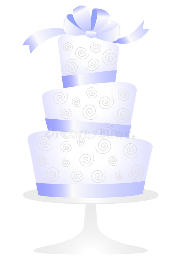 Wedding Cake/eps vector illustration