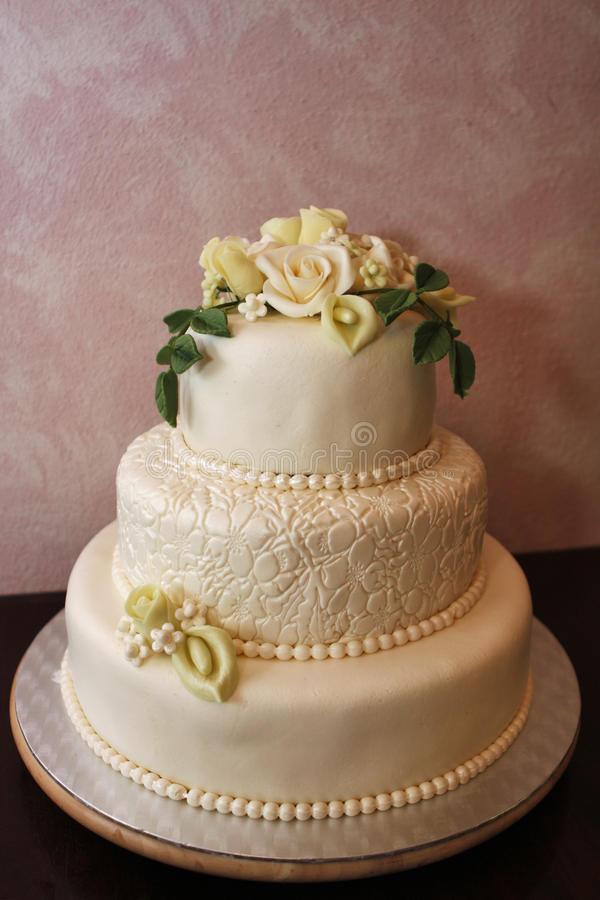 wedding cake marzipan wedding cake stock image image of catering pattern 23239