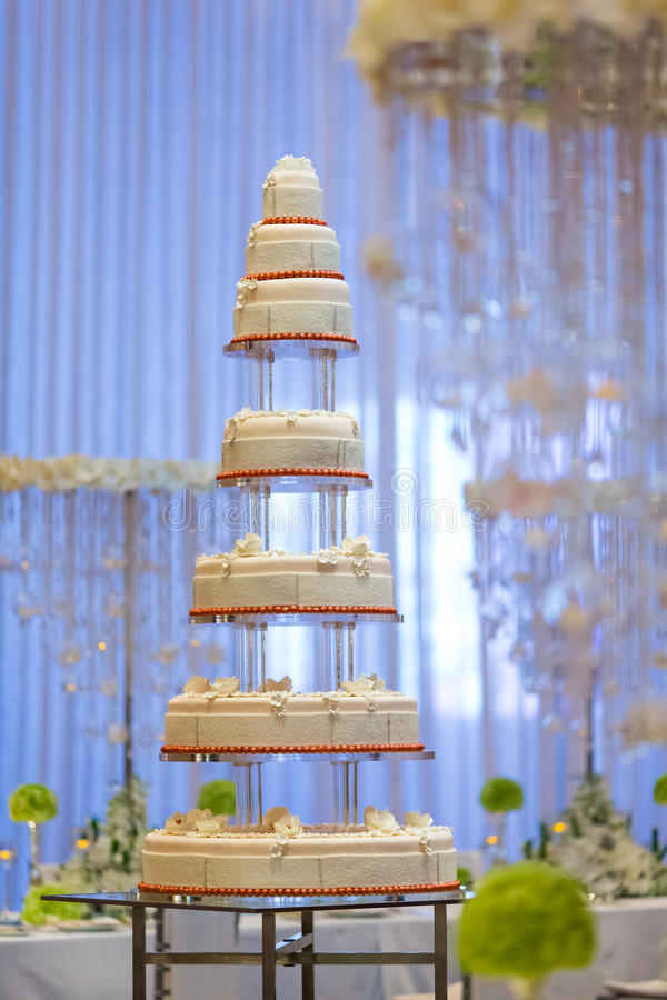 Download Wedding Cake stock photo. Image of bridal, design, fork - 32069054