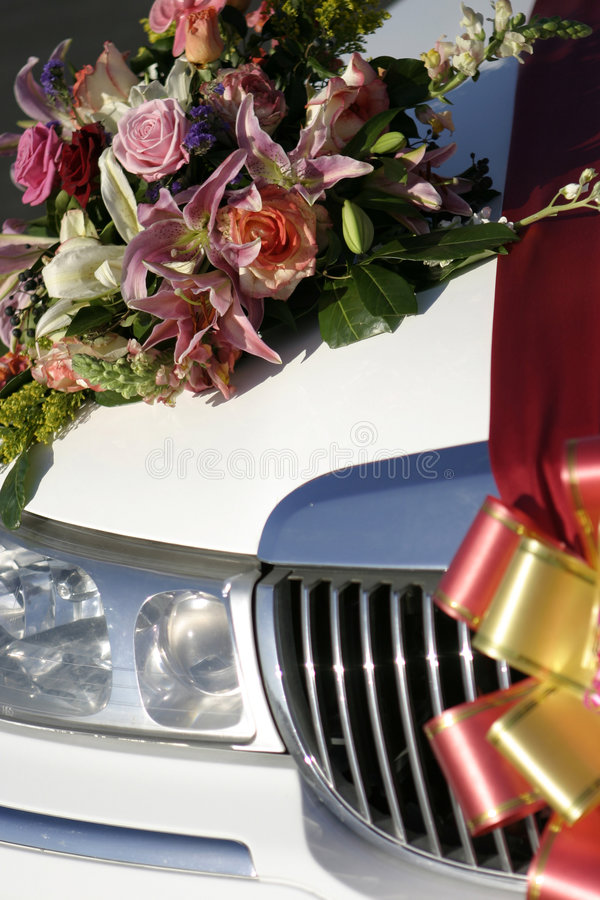 Download The wedding car stock photo. Image of decoration, event - 2113570