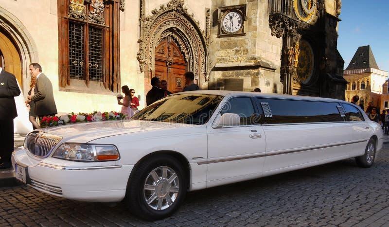 Wedding Car Celebration royalty free stock images
