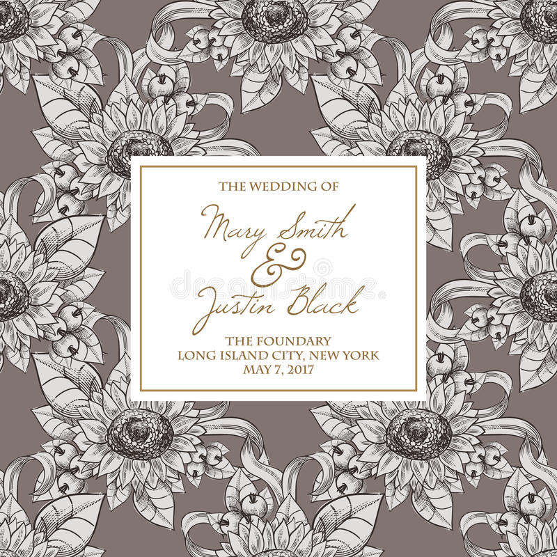 Download Wedding Card Royalty Free Stock Photography - Image: 36061247