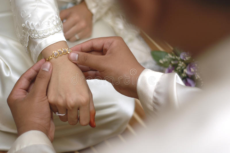 Download Wedding ceremony stock image. Image of malaysia, marriage - 17593327