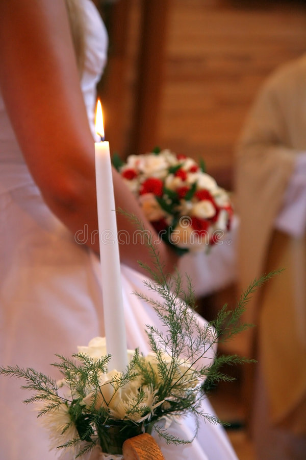Download Wedding ceremony stock photo. Image of hand, flowers, love - 6989186