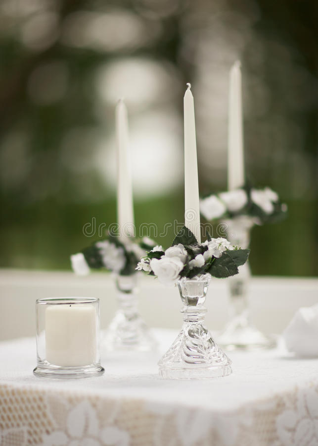 Download Wedding Ceremony Candles Royalty Free Stock Images - Image: 23698299