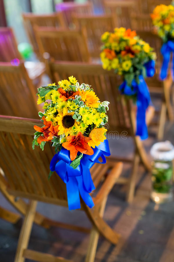 Download Wedding Chair Royalty Free Stock Photography - Image: 35835407