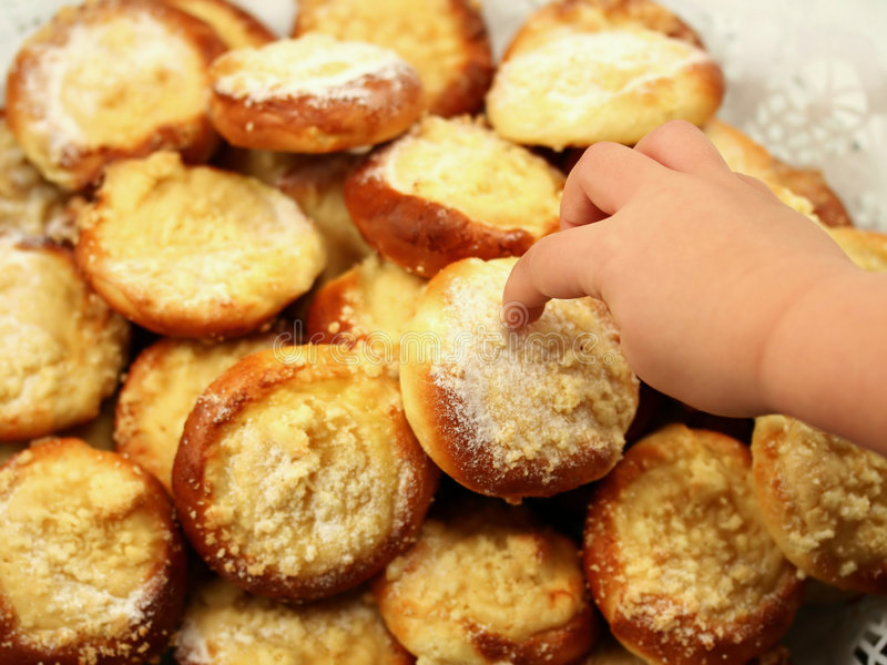 Wedding Cookies III stock images